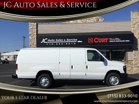 2011 Ford E-Series Cargo for sale at JC Auto Sales & Service in Eau Claire WI