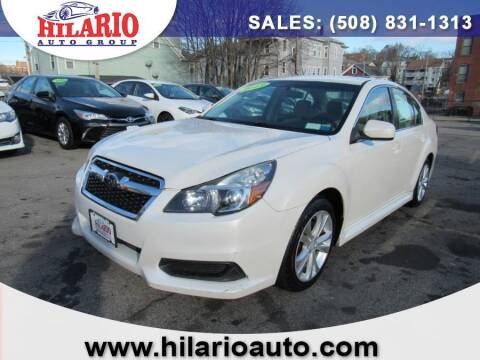 2013 Subaru Legacy for sale at Hilario's Auto Sales in Worcester MA
