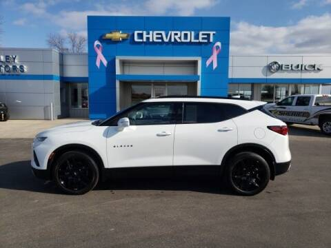 2020 Chevrolet Blazer for sale at Finley Motors in Finley ND