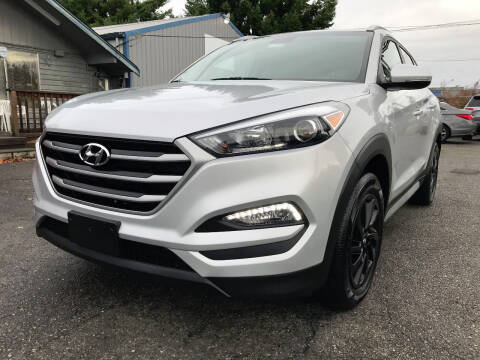 2018 Hyundai Tucson for sale at Autos Cost Less LLC in Lakewood WA