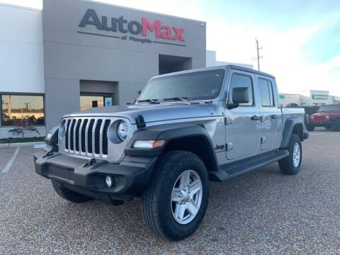 2020 Jeep Gladiator for sale at AutoMax of Memphis - V Brothers in Memphis TN