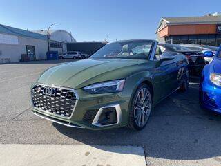 2020 Audi S5 for sale at Classic Car Deals in Cadillac MI