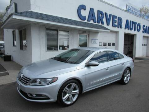 2013 Volkswagen CC for sale at Carver Auto Sales in Saint Paul MN