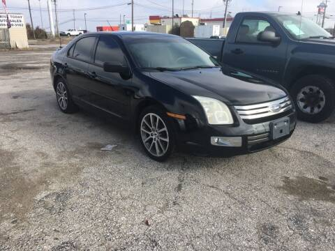 2008 Ford Fusion for sale at Drive Today Auto Sales in Mount Sterling KY