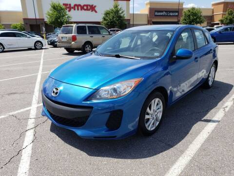 2012 Mazda MAZDA3 for sale at Auto Hub in Grandview MO