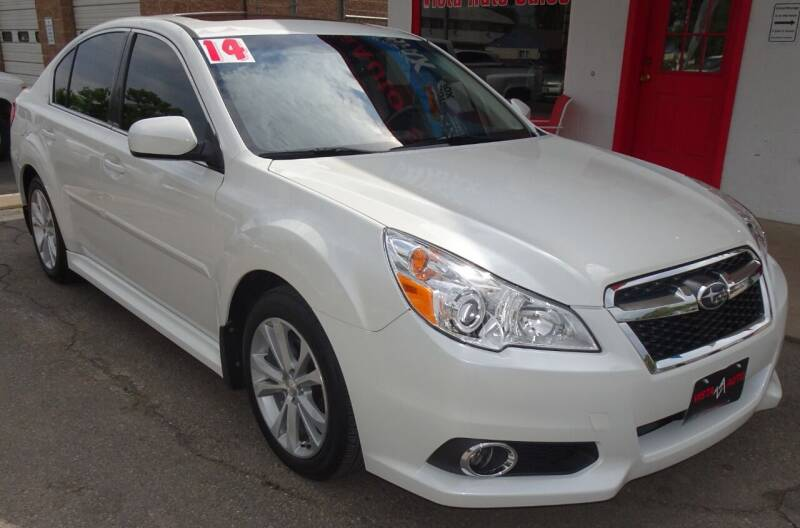 2014 Subaru Legacy for sale at VISTA AUTO SALES in Longmont CO