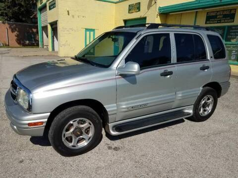 2001 Chevrolet Tracker for sale at Stewart Auto Sales Inc in Central City NE