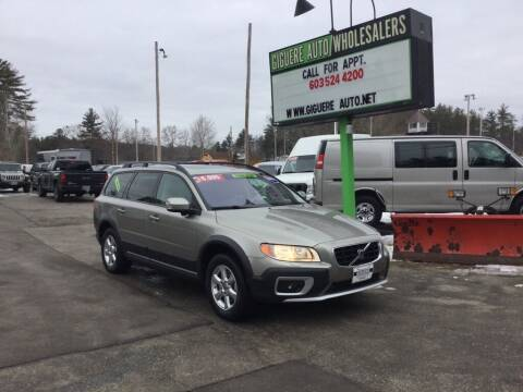2008 Volvo XC70 for sale at Giguere Auto Wholesalers in Tilton NH