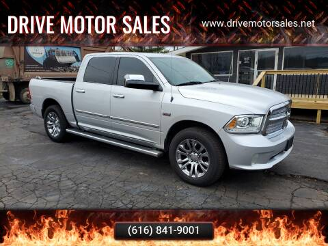 2014 RAM Ram Pickup 1500 for sale at Drive Motor Sales in Ionia MI