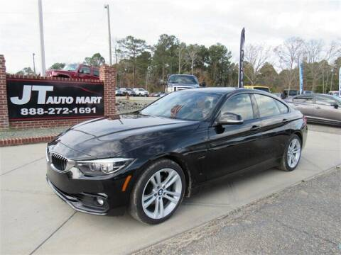 2018 BMW 4 Series for sale at J T Auto Group in Sanford NC