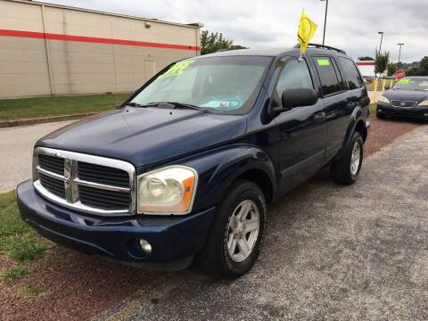 2006 Dodge Durango for sale at McNamara Auto Sales - Kenneth Road Lot in York PA