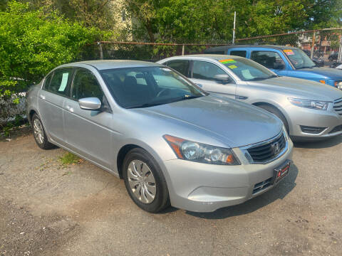 2010 Honda Accord for sale at Polonia Auto Sales and Service in Hyde Park MA