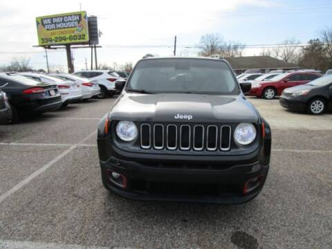 2015 Jeep Renegade for sale at 2nd Chance Auto Sales in Montgomery AL