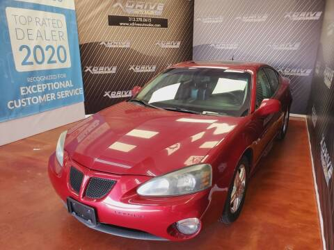 2006 Pontiac Grand Prix for sale at X Drive Auto Sales Inc. in Dearborn Heights MI