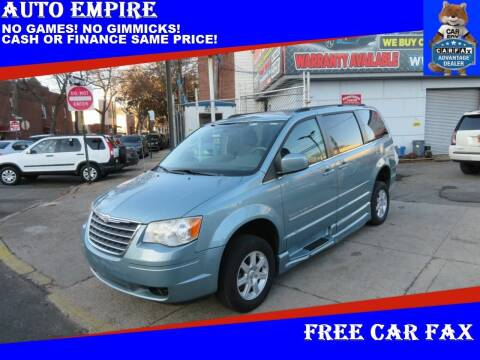2010 Chrysler Town and Country for sale at Auto Empire in Brooklyn NY