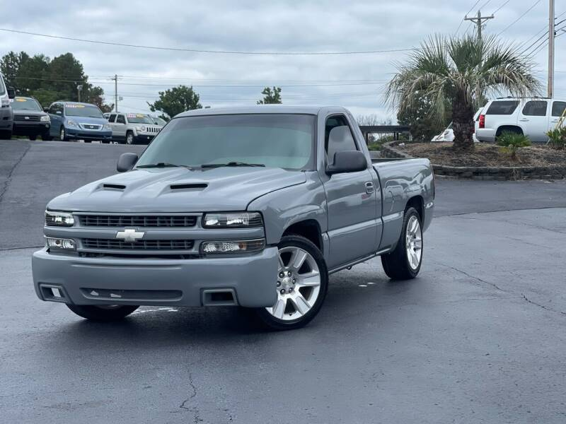 2002 Chevrolet Silverado 1500 for sale at Rock 'n Roll Auto Sales in West Columbia SC