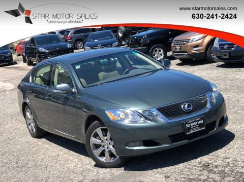 2008 Lexus GS 350 for sale at Star Motor Sales in Downers Grove IL