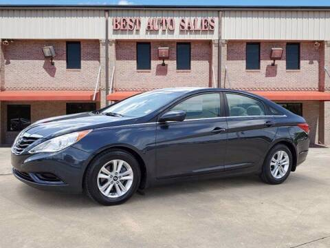 2011 Hyundai Sonata for sale at Best Auto Sales LLC in Auburn AL