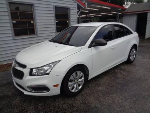 2015 Chevrolet Cruze for sale at Z Motors in North Lauderdale FL
