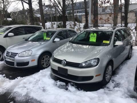2011 Volkswagen Jetta for sale at Nano's Autos in Concord MA