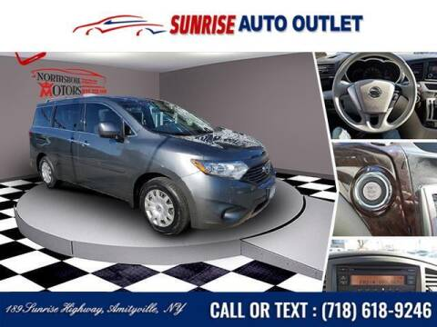 2016 Nissan Quest for sale at Sunrise Auto Outlet in Amityville NY