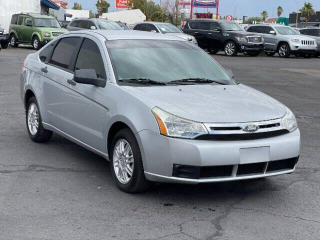 2011 Ford Focus for sale at Brown & Brown Auto Center in Mesa AZ