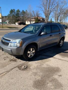 2005 Chevrolet Equinox for sale at ELITE AUTOMOTIVE in Crandon WI