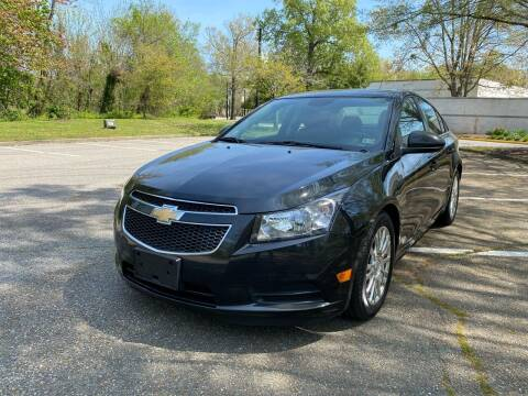 2013 Chevrolet Cruze for sale at Coastal Automotive in Virginia Beach VA