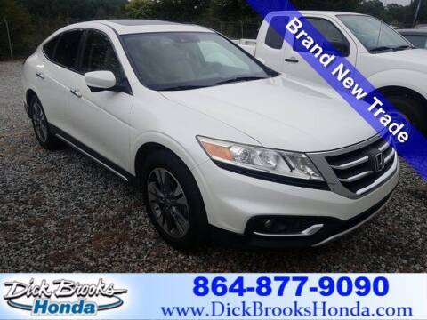 2013 Honda Crosstour for sale at DICK BROOKS PRE-OWNED in Lyman SC