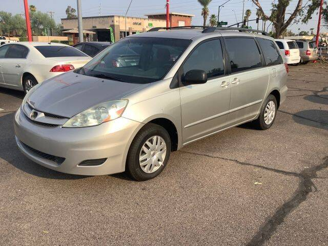 2006 Toyota Sienna for sale at ALMOST NEW AUTO RENTALS & SALES in Mesa AZ