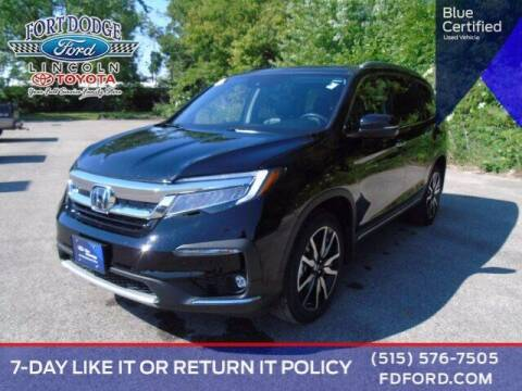 2020 Honda Pilot for sale at Fort Dodge Ford Lincoln Toyota in Fort Dodge IA