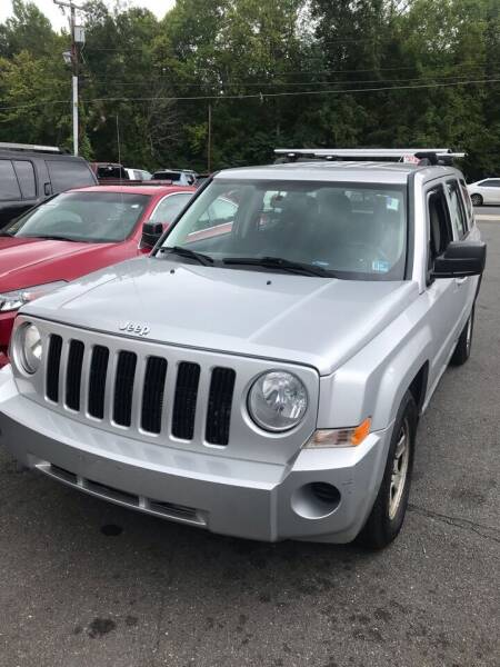 2010 Jeep Patriot for sale at 7 Sky Auto Repair and Sales in Stafford VA