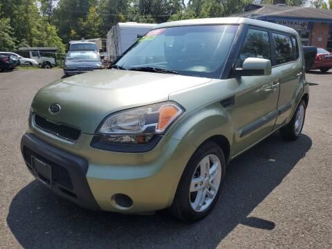2011 Kia Soul for sale at CENTRAL AUTO GROUP in Raritan NJ