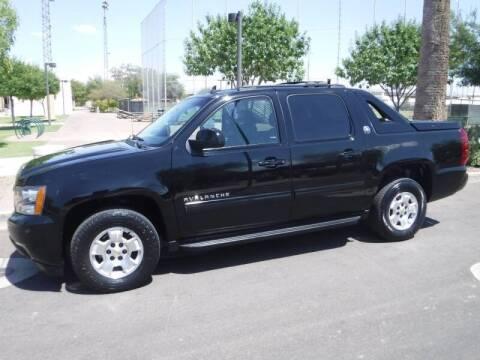 2013 Chevrolet Avalanche for sale at J & E Auto Sales in Phoenix AZ