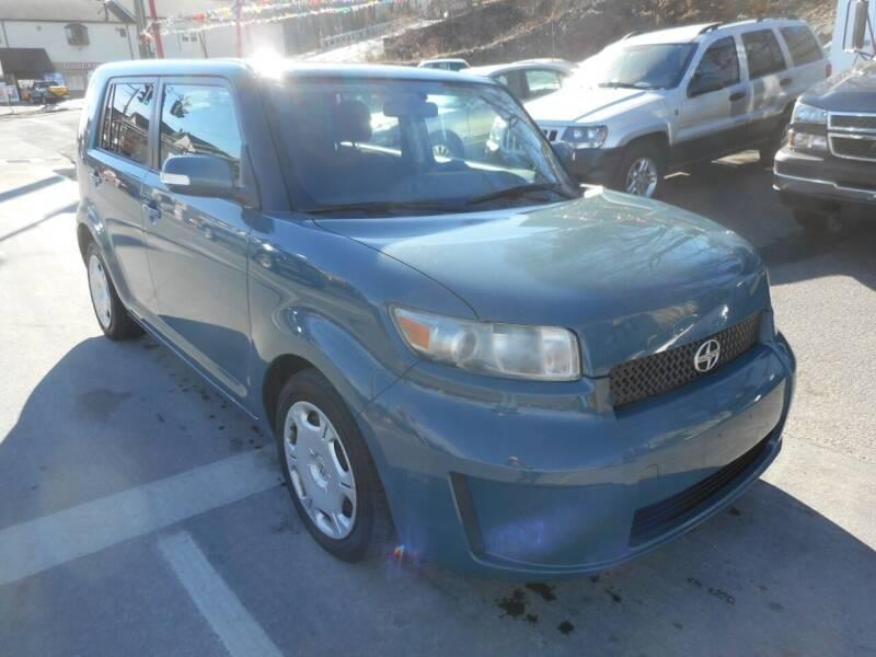 2008 Scion xB for sale at Ricciardi Auto Sales in Waterbury CT