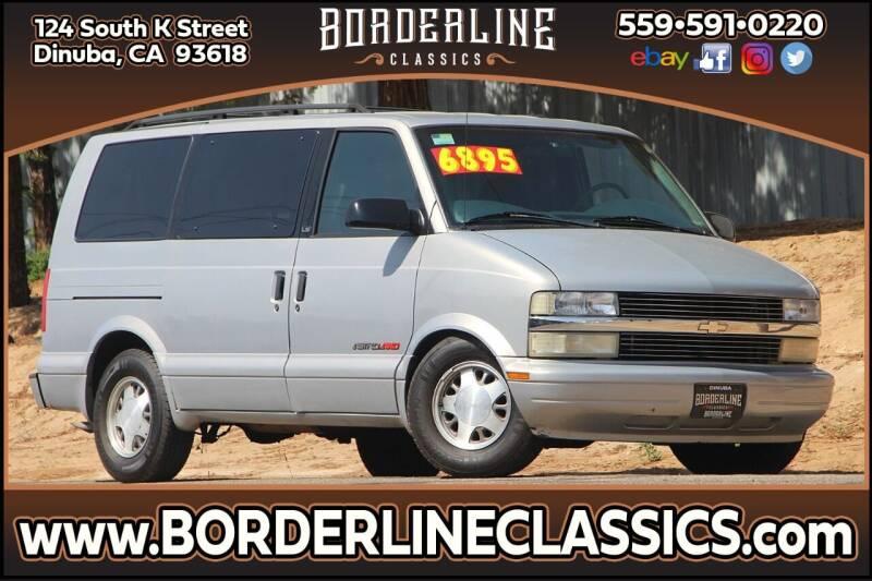 1998 Chevrolet Astro for sale in Dinuba, CA
