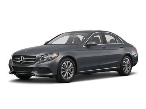 2018 Mercedes-Benz C-Class for sale at Bourne's Auto Center in Daytona Beach FL