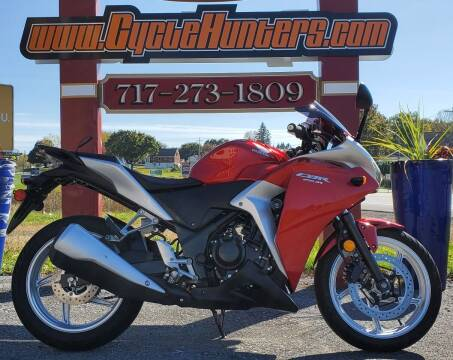 2012 Honda CBR 250 R for sale at Haldeman Auto in Lebanon PA