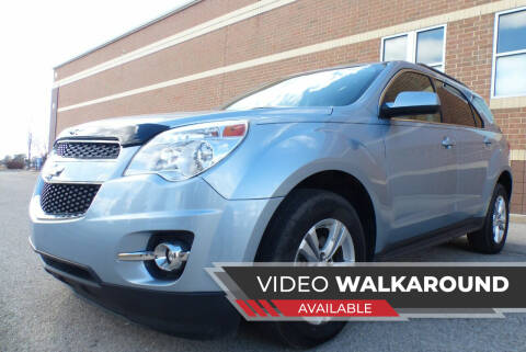 2014 Chevrolet Equinox for sale at Macomb Automotive Group in New Haven MI