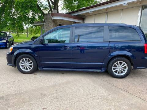 2013 Dodge Grand Caravan for sale at Midway Car Sales in Austin MN