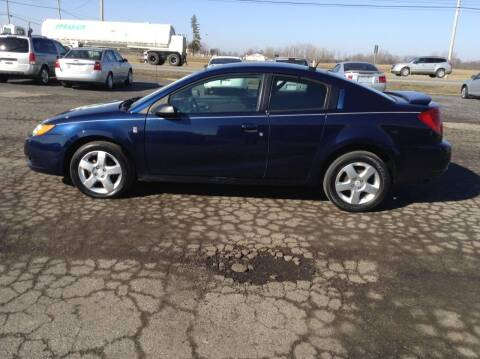 2007 Saturn Ion for sale at Kevin's Motor Sales in Montpelier OH