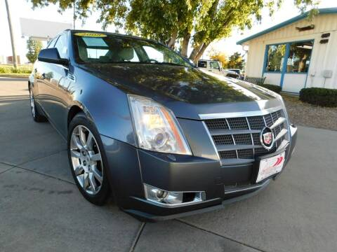 2008 Cadillac CTS for sale at AP Auto Brokers in Longmont CO