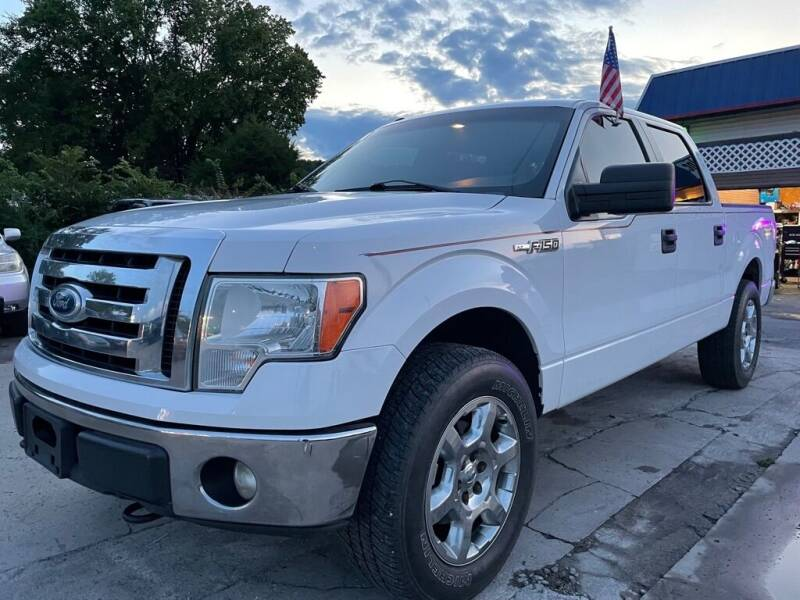 2012 Ford F-150 for sale at 1A Auto Mart Inc in Smyrna TN