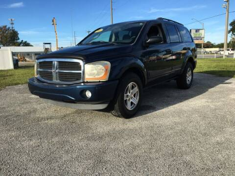 2006 Dodge Durango for sale at First Coast Auto Connection in Orange Park FL