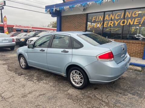 2009 Ford Focus for sale at Duke Automotive Group in Cincinnati OH
