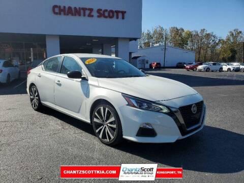 2020 Nissan Altima for sale at Chantz Scott Kia in Kingsport TN