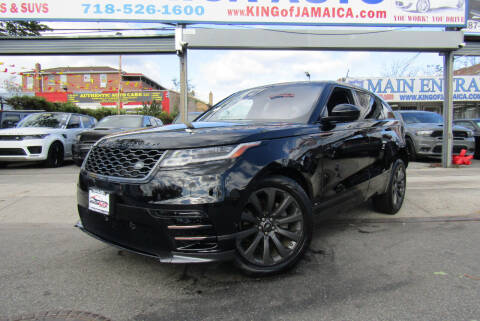 2019 Land Rover Range Rover Velar for sale at MIKEY AUTO INC in Hollis NY