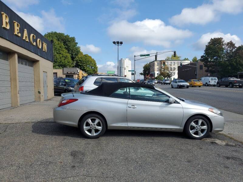 2006 Toyota Camry Solara SE V6 2dr Convertible - Worcester MA