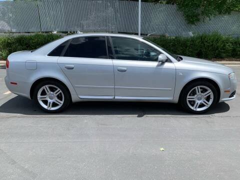 2008 Audi A4 for sale at BITTON'S AUTO SALES in Ogden UT