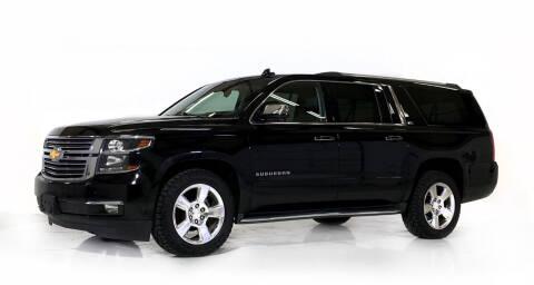 2015 Chevrolet Suburban for sale at Houston Auto Credit in Houston TX